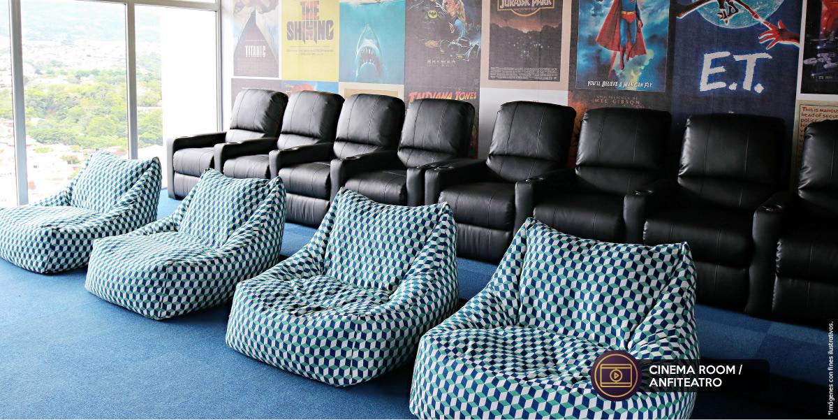 Cinemaroom Anfiteatro