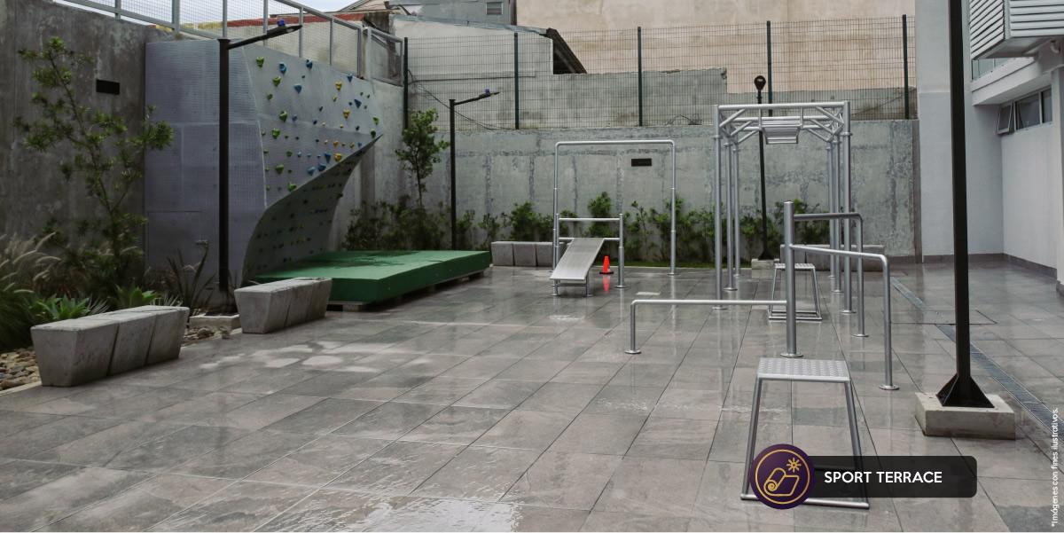 Sport Terrace