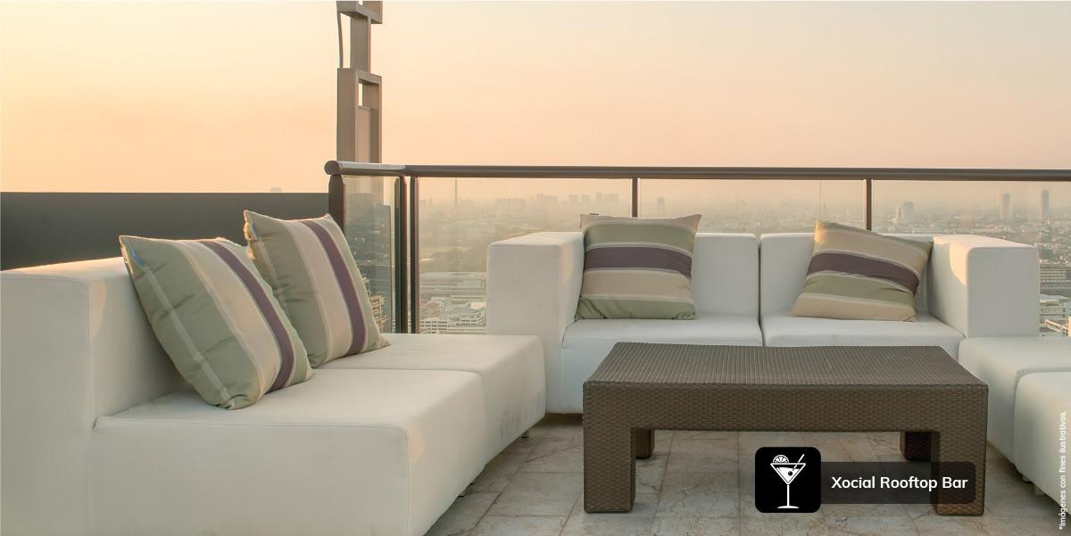 Xocial Rooftop Bar